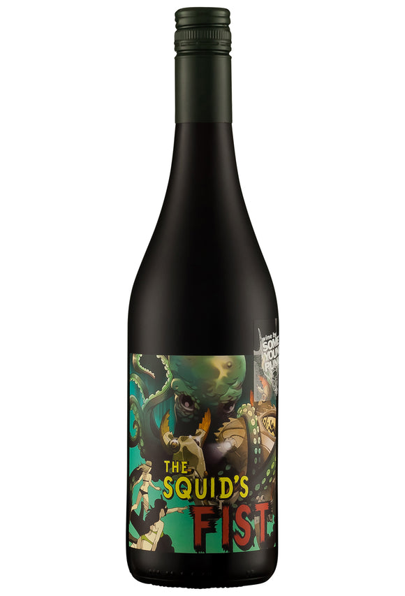 2018 Some Young Punks 'The Squid's Fist' Clare Valley Sangiovese Shiraz