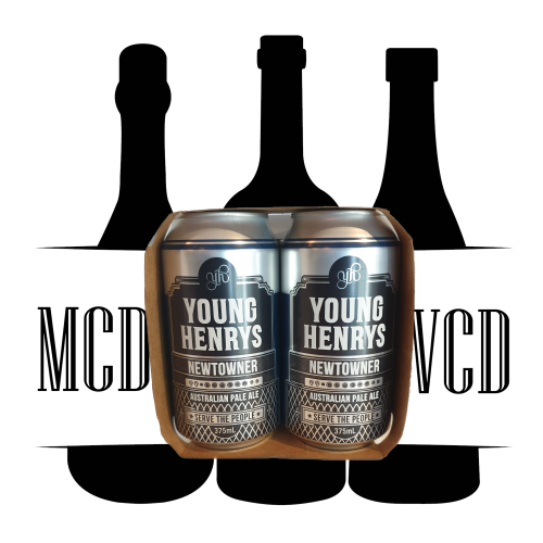 Young Henrys 'Newtowner' Pale Ale Cans - 6pk (4.8% ABV)