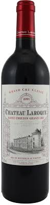2001 Chateau Laroque Saint-Emilion Grand Cru Bordeaux Merlot Blend