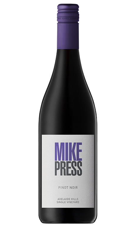 2018 Mike Press Adelaide Hills Pinot Noir