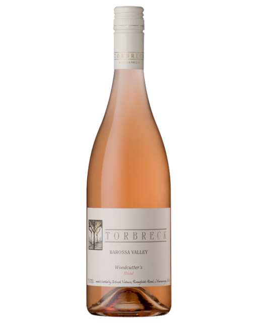 2020 Torbreck 'Woodcutters' Barossa Valley Rose