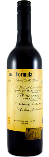 2012 Small Gully 'Formula' Adelaide Plains  Cabernet Shiraz Blend