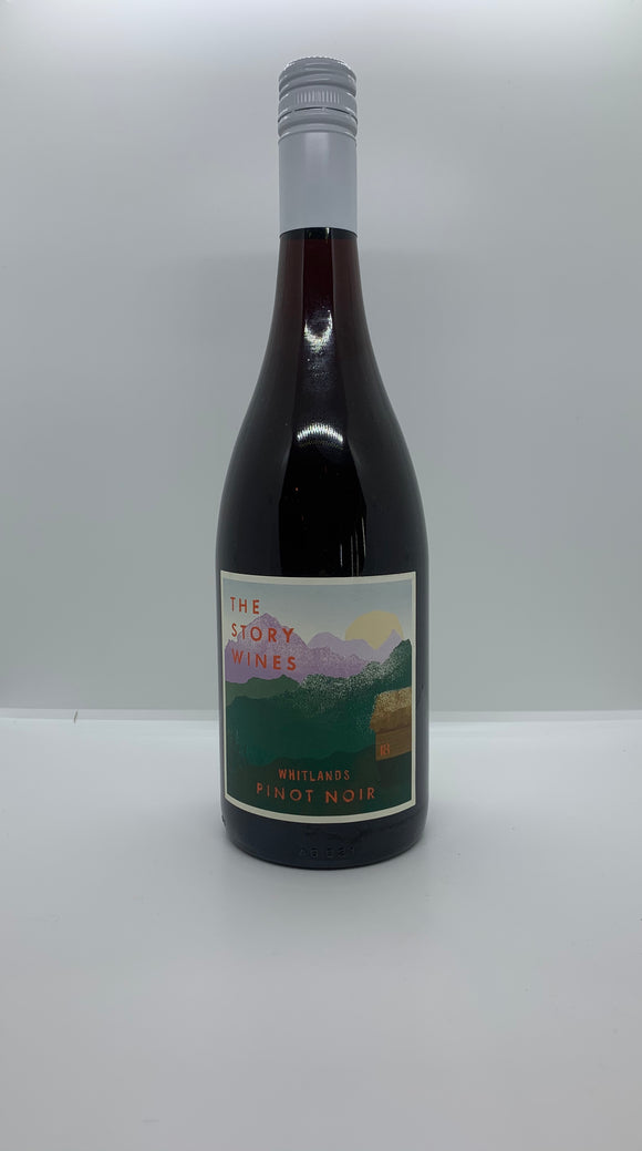 2018 The Story Wines Whitlands Pinot Noir