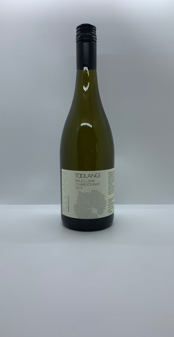 2019 Toolangi 'Pauls Lane' Yarra Valley Chardonnay