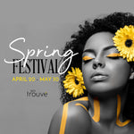 SPRING FESTIVAL - 40% OFF SKINCARE TREATMENTS