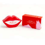 Strawberry Lip Masks With Collagen (20 Sheets)