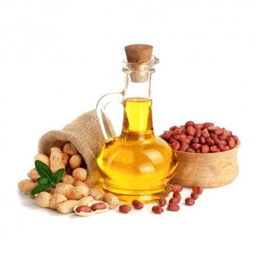 Cold pressed peanut oil (Kushi Brand)