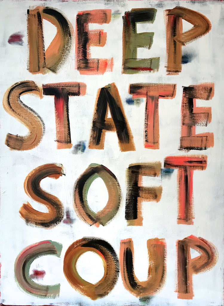DEEP STATE SOFT COUP