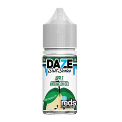 7Daze - Red's Watermelon ICE Saltnic - 30mL