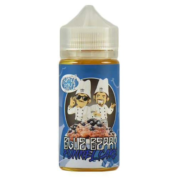 Baker Boyz - Blueberry Funnel Cake - 100mL