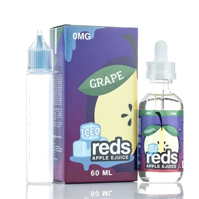 7 Daze - Reds Grape ICE - 60mL