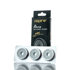 Aspire - Revvo Replacement Coils (Pack of 3)