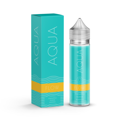 Aqua E-Liquid - Flow - 60mL