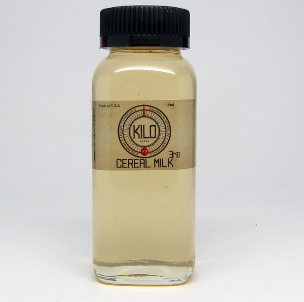 KILO E-liquid - Cereal Milk - 120mL