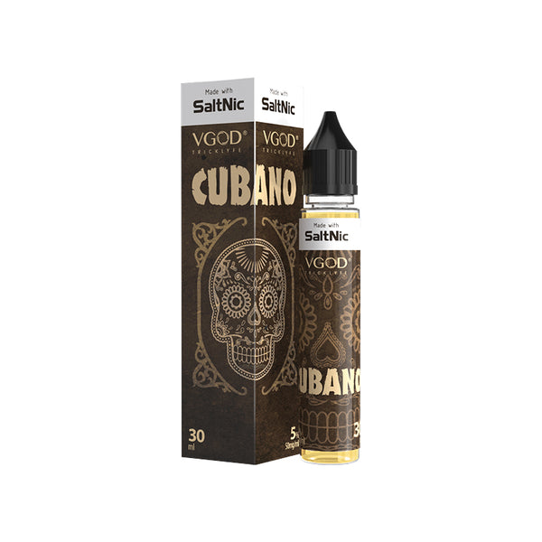 VGOD Nic Salt - Cubano -30mL