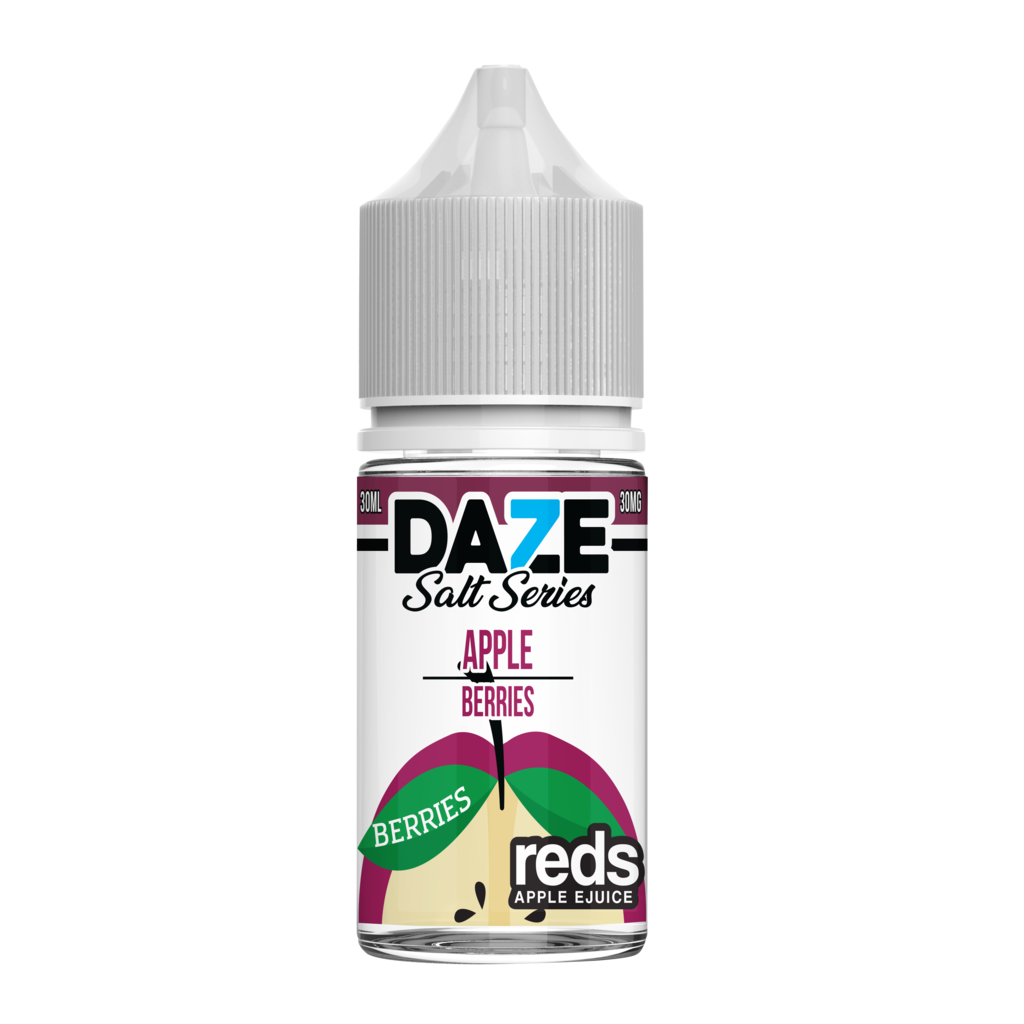 7Daze - Red's Berries Saltnic - 30mL