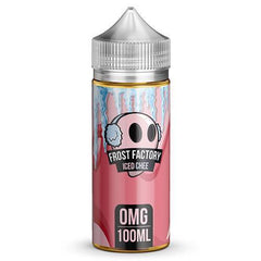 Frost Factory - Iced Chee - 100ml