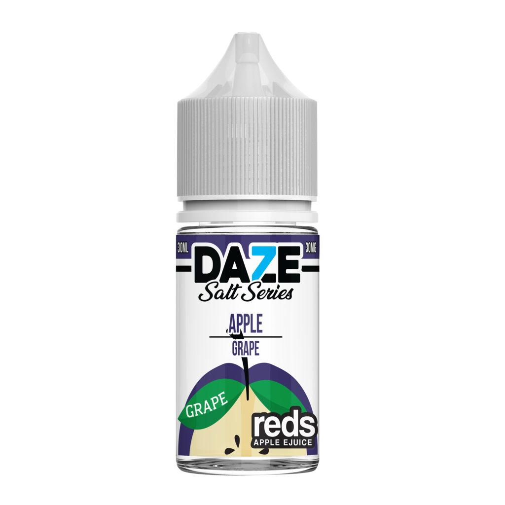 7Daze - Red's Grape Saltnic - 30mL