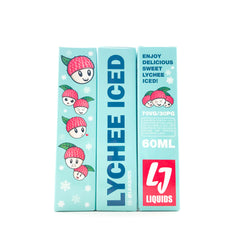 Royal Bishop - Lychee Ice - 60mL