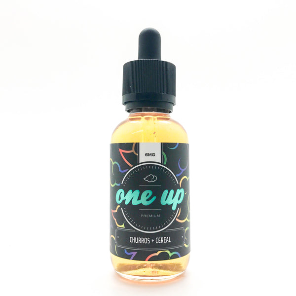 One Up - Churro and Cereal - 60mL