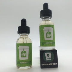 Tea Up Vapory - Jasmin Green Tea - 30mL