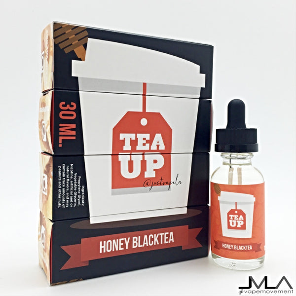 Tea Up Vapory - Honey Black Tea - 30mL