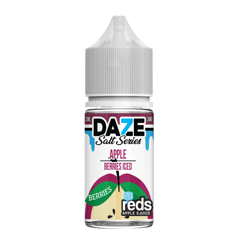 7Daze - Red's Berries ICE Saltnic - 30mL