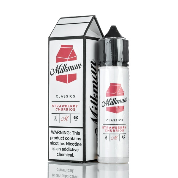 The Milkman E-liquid - Strawberry Churrios - 60mL
