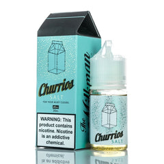 The Milkman Salt - Churrios - 30mL