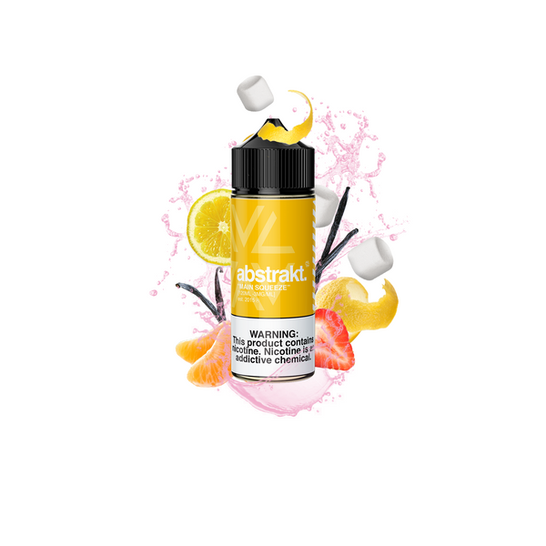 Abstrakt Vape Co. - Main Squeeze - 120mL