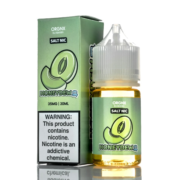 ORGNX Salt Nic - Honeydew ICE - 30mL