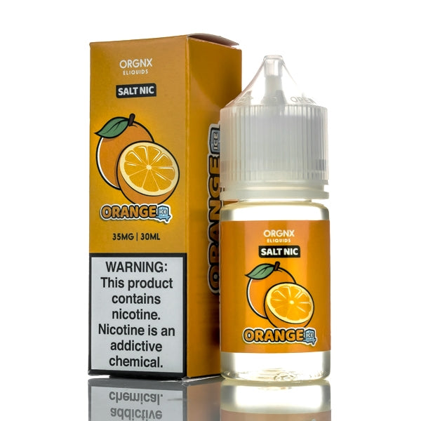 ORGNX Salt Nic - Orange ICE - 30mL