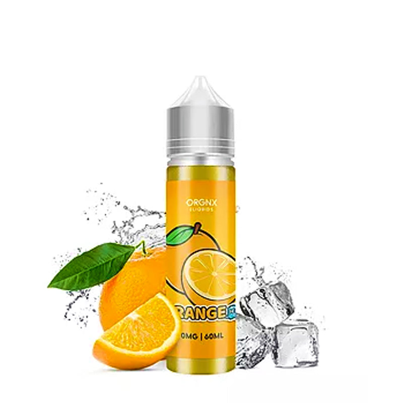 ORGNX E-Liquid - Orange ICE - 60mL