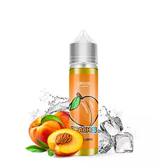 ORGNX E-Liquid - Peach ICE - 60mL