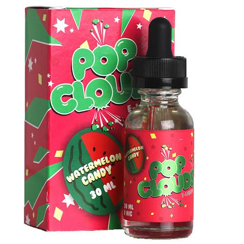 Pop Clouds - Watermelon Candy - 60mL