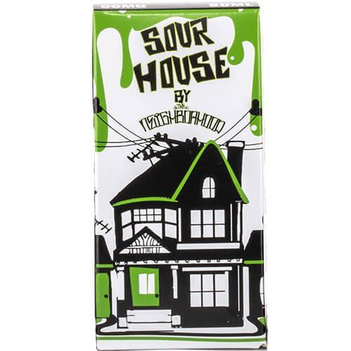 Sour House - Sour Apple - 60mL
