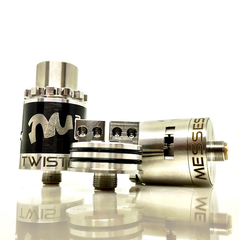 CompVape - Twisted Messes RDA Squared