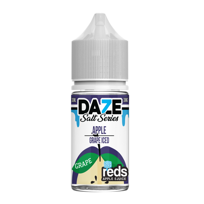 7Daze - Red's Grape ICE Saltnic - 30mL