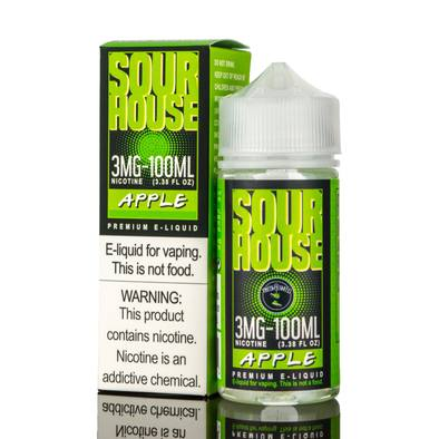 Sour House - Apple - 100mL
