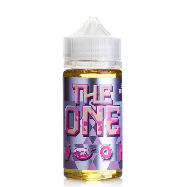 The One - Strawberry Donut Cereal - 100mL