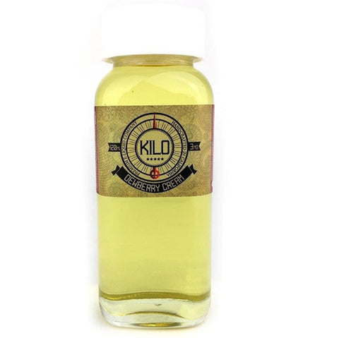 KILO E-liquids - Dewberry Cream - 120mL