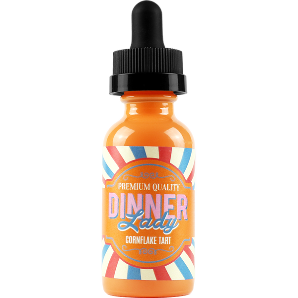 Dinner Lady - Corn Flake Tart - 60mL