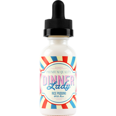 Dinner Lady - Rice Pudding - 60mL