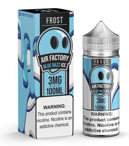 Frost Factory - Blue Razz ICE - 100mL