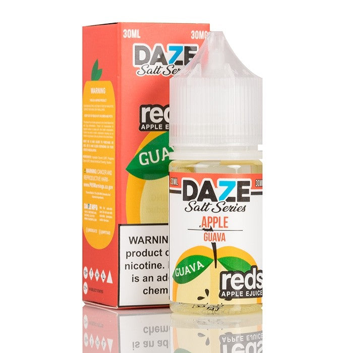 7Daze - Red's Guava Saltnic - 30mL
