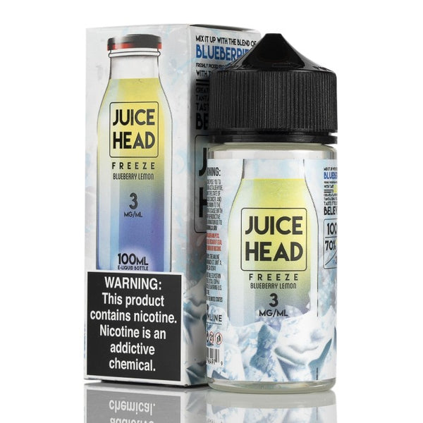 Juice Head Freeze - Blueberry Lemon ICE - 100mL