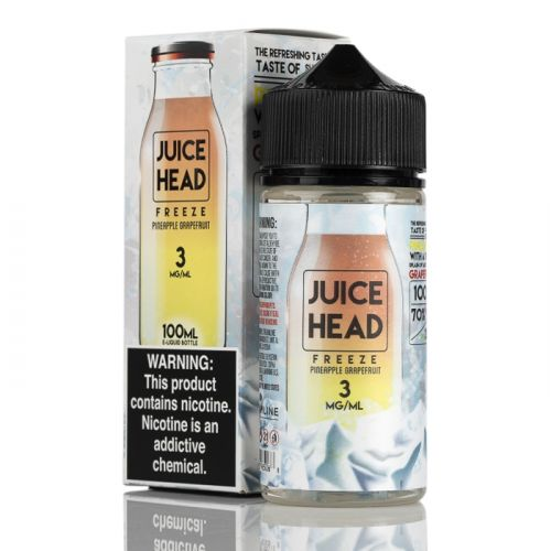 Juice Head - Pineapple Grapefruit ICE - 100mL