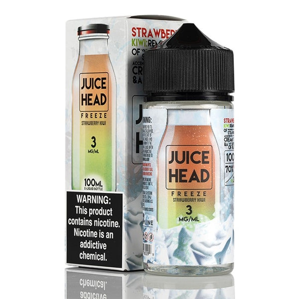 Juice Head Freeze - Strawberry Kiwi ICE - 100mL