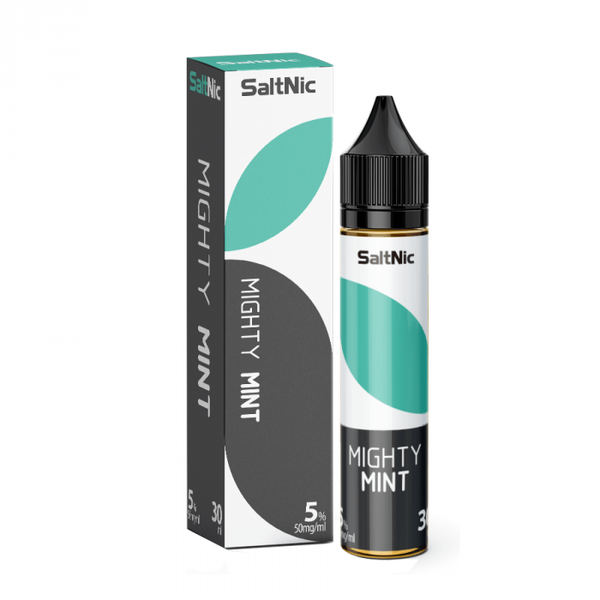 Salt Nic - Mighty Mint - 30mL