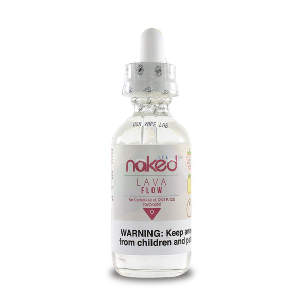Naked 100 - Lava Flow ICE - 60mL